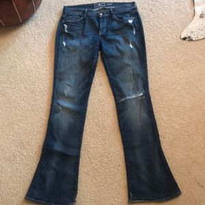 Really cute comfy lower rise jeans